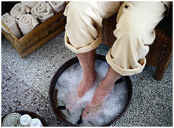 Уход за ногами для мужчин в Кременчуге