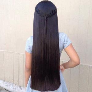Кератиновое лечение волос в Кременчуге