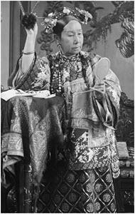 Стандарты красоты в Китае времен династии Цин