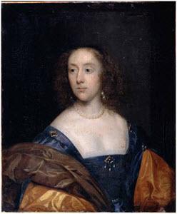 Стандарты красоты в Англии XVII века