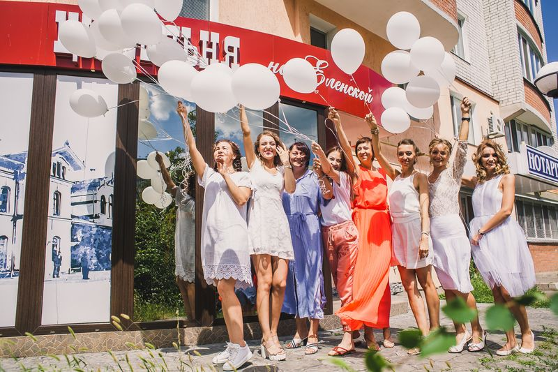 Салон красоты Цирюльня Кременчуг, нам 11 лет