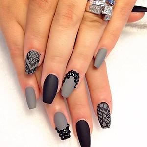 Наращивание и коррекция ногтей «под лак» или «Классический френч» в Кременчуге, а также снятие искусственных ногтей и ремонт ногтя