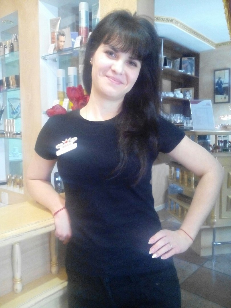 Анастасия Крюк