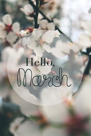 Поздравляем всех с первым днем весны в 2016 году