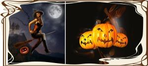 Хеллоуин в Цирюльне на Еленской