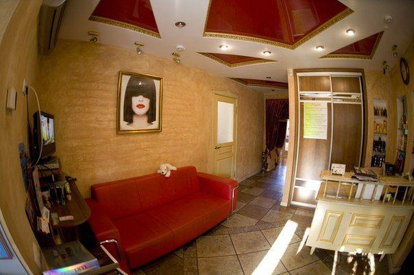 Хол Салону Краси «Цирюльня»