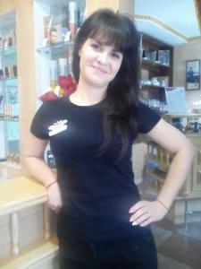 Анастасія Крюк, новий майстер нігтьової естетики