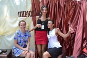 Цирюльня на «Kremen Family Day» 9/07/2016