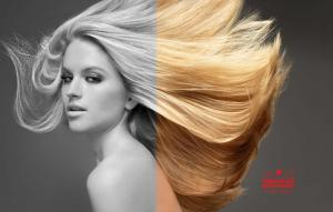 Догляд за фарбованим волоссям
